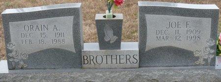 GAISSER, ORAIN A - Colbert County, Alabama   ORAIN A GAISSER - Alabama Gravestone Photos