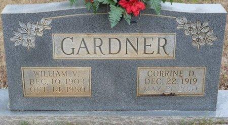 GARDNER, CORRINE D - Colbert County, Alabama | CORRINE D GARDNER - Alabama Gravestone Photos