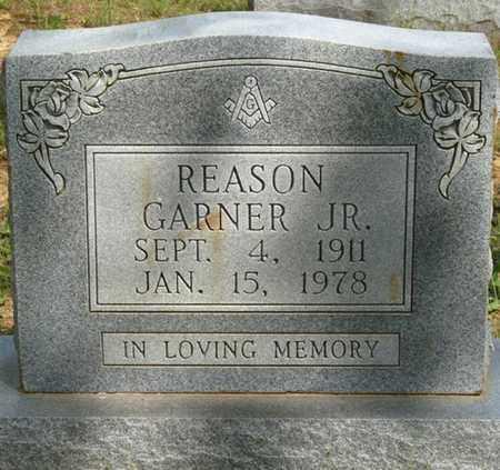 GARNER JR., REASON - Colbert County, Alabama | REASON GARNER JR. - Alabama Gravestone Photos