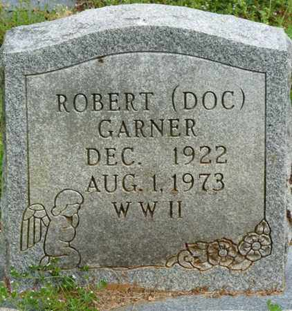 "GARNER, ROBERT ""DOC"" - Colbert County, Alabama   ROBERT ""DOC"" GARNER - Alabama Gravestone Photos"