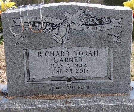 GARNER, RICHARD NORAH - Colbert County, Alabama | RICHARD NORAH GARNER - Alabama Gravestone Photos