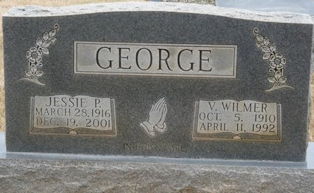 GEORGE, JESSIE PEARL - Colbert County, Alabama | JESSIE PEARL GEORGE - Alabama Gravestone Photos