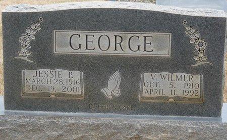 GEORGE, VELMA WILMER - Colbert County, Alabama | VELMA WILMER GEORGE - Alabama Gravestone Photos