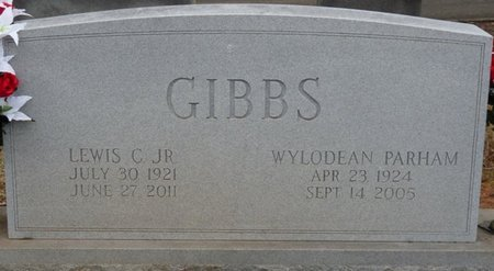 GIBBS, WYLODEAN - Colbert County, Alabama | WYLODEAN GIBBS - Alabama Gravestone Photos