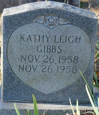 GIBBS, KATHY LEIGH - Colbert County, Alabama   KATHY LEIGH GIBBS - Alabama Gravestone Photos