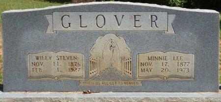 GLOVER, MINNIE LEE - Colbert County, Alabama   MINNIE LEE GLOVER - Alabama Gravestone Photos