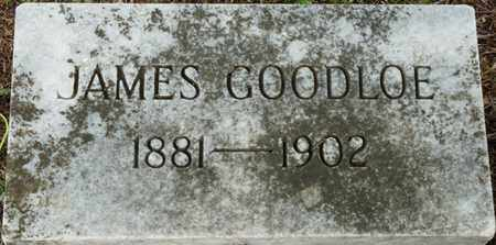 GOODLOE, JAMES - Colbert County, Alabama | JAMES GOODLOE - Alabama Gravestone Photos