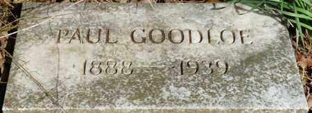 GOODLOE, PAUL - Colbert County, Alabama | PAUL GOODLOE - Alabama Gravestone Photos
