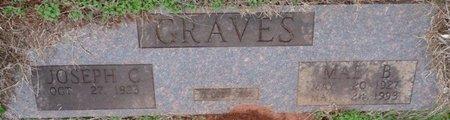 GRAVES, JOSEPH C - Colbert County, Alabama | JOSEPH C GRAVES - Alabama Gravestone Photos