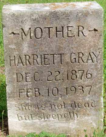 GRAY, HARRIETT - Colbert County, Alabama | HARRIETT GRAY - Alabama Gravestone Photos