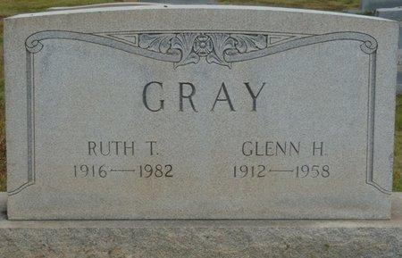 GRAY, RUTH T - Colbert County, Alabama | RUTH T GRAY - Alabama Gravestone Photos