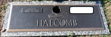 HALCOMB, PHILIP WAYNE - Colbert County, Alabama | PHILIP WAYNE HALCOMB - Alabama Gravestone Photos