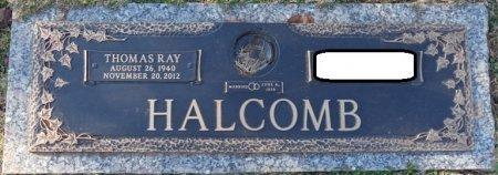 HALCOMB, THOMAS RAY - Colbert County, Alabama | THOMAS RAY HALCOMB - Alabama Gravestone Photos