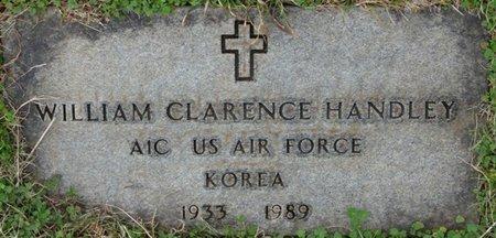 HANDLEY (VETERAN KOREA), WILLIAM CLARENCE - Colbert County, Alabama | WILLIAM CLARENCE HANDLEY (VETERAN KOREA) - Alabama Gravestone Photos