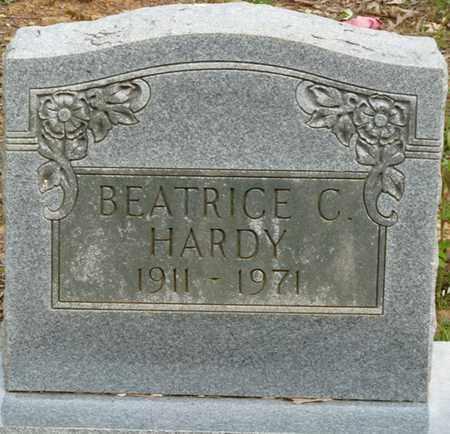 HARDY, BEATRICE C - Colbert County, Alabama   BEATRICE C HARDY - Alabama Gravestone Photos