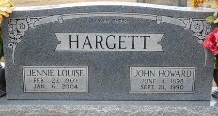 HARGETT, JOHN HOWARD - Colbert County, Alabama   JOHN HOWARD HARGETT - Alabama Gravestone Photos