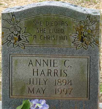 HARRIS, ANNIE C - Colbert County, Alabama | ANNIE C HARRIS - Alabama Gravestone Photos
