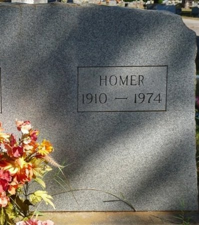 HIGHFIELD, HOMER - Colbert County, Alabama | HOMER HIGHFIELD - Alabama Gravestone Photos