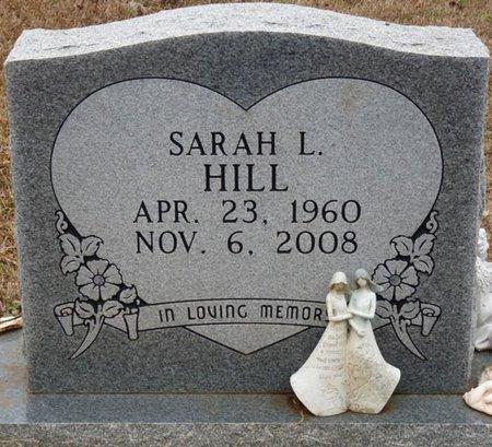 POUNDERS HILL, SARAH L - Colbert County, Alabama | SARAH L POUNDERS HILL - Alabama Gravestone Photos