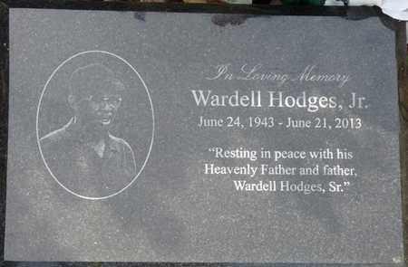 HODGES JR., WARDELL - Colbert County, Alabama   WARDELL HODGES JR. - Alabama Gravestone Photos