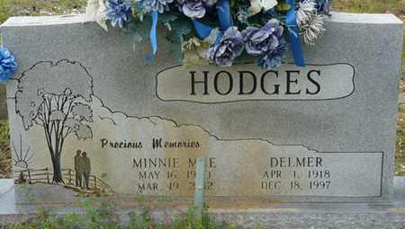 HODGES, DELMER - Colbert County, Alabama | DELMER HODGES - Alabama Gravestone Photos