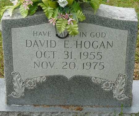 HOGAN, DAVID E - Colbert County, Alabama   DAVID E HOGAN - Alabama Gravestone Photos