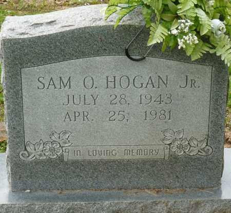HOGAN JR., SAM O - Colbert County, Alabama | SAM O HOGAN JR. - Alabama Gravestone Photos