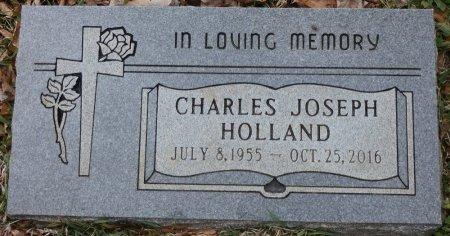 HOLLAND, CHARLES JOSEPH - Colbert County, Alabama   CHARLES JOSEPH HOLLAND - Alabama Gravestone Photos