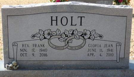 HOLT, GLORIA JEAN - Colbert County, Alabama   GLORIA JEAN HOLT - Alabama Gravestone Photos