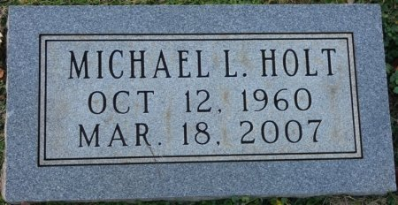 "HOLT, MICHAEL LARRY ""TUGBOAT"" - Colbert County, Alabama 