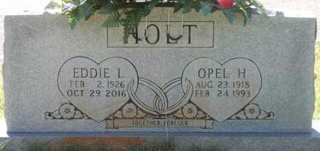 HOLT, OPEL H - Colbert County, Alabama | OPEL H HOLT - Alabama Gravestone Photos