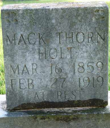 "HOLT, SAMANTHA MAXINE ""MACK"" - Colbert County, Alabama | SAMANTHA MAXINE ""MACK"" HOLT - Alabama Gravestone Photos"