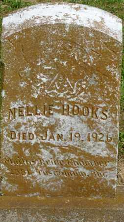HOOKS, NELLIE - Colbert County, Alabama   NELLIE HOOKS - Alabama Gravestone Photos