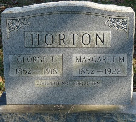 HORTON, GEORGE T - Colbert County, Alabama   GEORGE T HORTON - Alabama Gravestone Photos