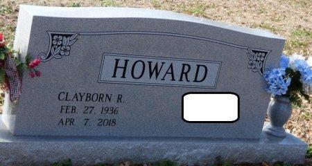 HOWARD, CLAYBORN R - Colbert County, Alabama | CLAYBORN R HOWARD - Alabama Gravestone Photos