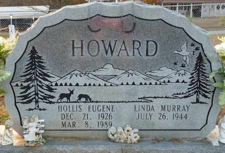 HOWARD, LINDA - Colbert County, Alabama | LINDA HOWARD - Alabama Gravestone Photos