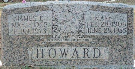 HOWARD, JAMES EDWARD - Colbert County, Alabama | JAMES EDWARD HOWARD - Alabama Gravestone Photos
