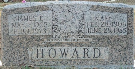 HOWARD, MARY FRANCES - Colbert County, Alabama | MARY FRANCES HOWARD - Alabama Gravestone Photos