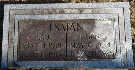 INMAN, EUGENE - Colbert County, Alabama | EUGENE INMAN - Alabama Gravestone Photos