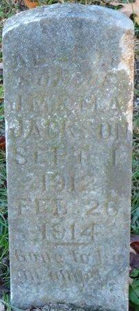 JACKSON, ALLEN - Colbert County, Alabama | ALLEN JACKSON - Alabama Gravestone Photos