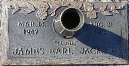 "JACKSON, JAMES EARL ""TUNNIE"" - Colbert County, Alabama | JAMES EARL ""TUNNIE"" JACKSON - Alabama Gravestone Photos"