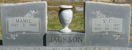 """JACKSON, SYLVESTER CLARENCE """"PETE"""" - Colbert County, Alabama   SYLVESTER CLARENCE """"PETE"""" JACKSON - Alabama Gravestone Photos"""