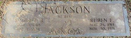 JACKSON, MILDRED B - Colbert County, Alabama   MILDRED B JACKSON - Alabama Gravestone Photos
