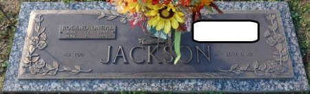 JACKSON, RONALD O'NEAL - Colbert County, Alabama | RONALD O'NEAL JACKSON - Alabama Gravestone Photos
