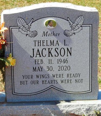 JACKSON, THELMA LOU - Colbert County, Alabama   THELMA LOU JACKSON - Alabama Gravestone Photos