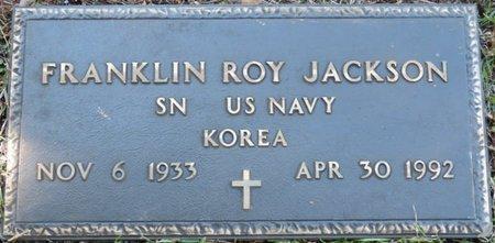 JACKSON (VETERAN KOREA), FRANKLIN ROY - Colbert County, Alabama | FRANKLIN ROY JACKSON (VETERAN KOREA) - Alabama Gravestone Photos