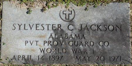 "JACKSON (VETERAN WWI), SYLVESTER CLARENCE ""PETE"" - Colbert County, Alabama | SYLVESTER CLARENCE ""PETE"" JACKSON (VETERAN WWI) - Alabama Gravestone Photos"