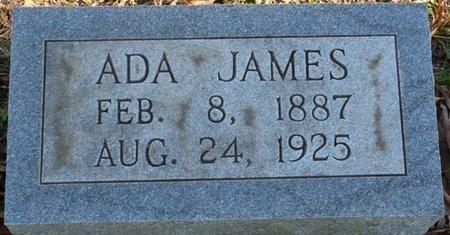 JAMES, ADA - Colbert County, Alabama   ADA JAMES - Alabama Gravestone Photos