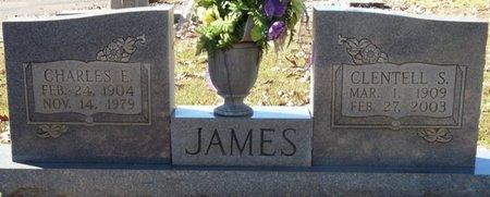 JAMES, CLENTELL S - Colbert County, Alabama | CLENTELL S JAMES - Alabama Gravestone Photos