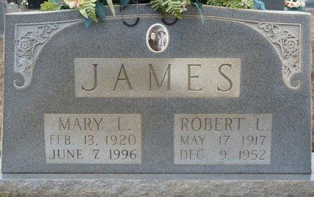 JAMES, ROBERT LEO - Colbert County, Alabama   ROBERT LEO JAMES - Alabama Gravestone Photos